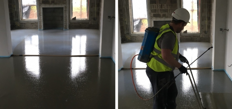 Cemfloor Liquid Screed